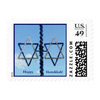 Estrellas de Jánuca del pequeño sello de David