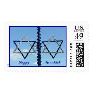 Estrellas de Jánuca del sello grande de David