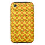 Estrellas de Kawaii iPhone 3 Tough Cárcasa