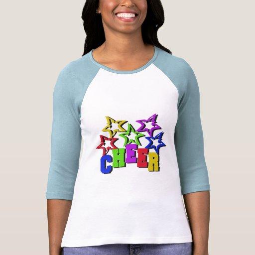 Estrellas de la alegría t shirts