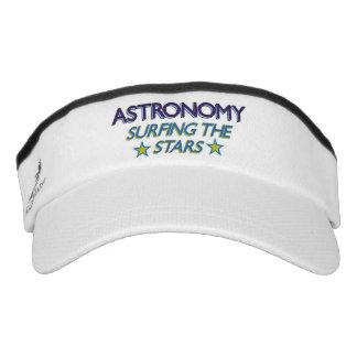 Estrellas de la astronomía visera
