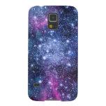 Estrellas de la galaxia carcasas para galaxy s5