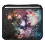 Estrellas de la galaxia de la nebulosa manga de iPad