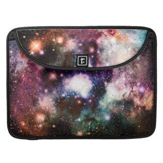Estrellas de la galaxia de la nebulosa fundas para macbooks