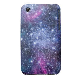 Estrellas de la galaxia Case-Mate iPhone 3 cobertura