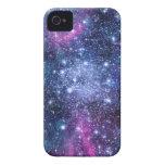 Estrellas de la galaxia iPhone 4 Case-Mate cárcasas