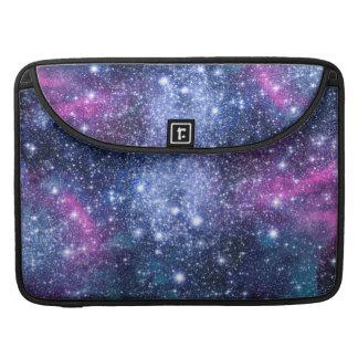 Estrellas de la galaxia funda para macbooks