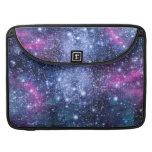Estrellas de la galaxia fundas para macbooks