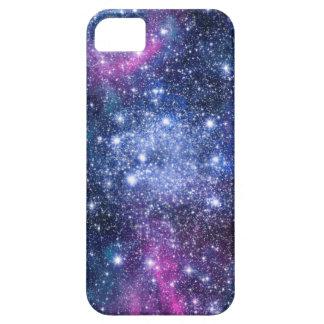 Estrellas de la galaxia iPhone 5 funda