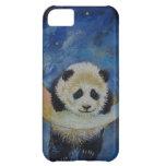 Estrellas de la panda funda para iPhone 5C