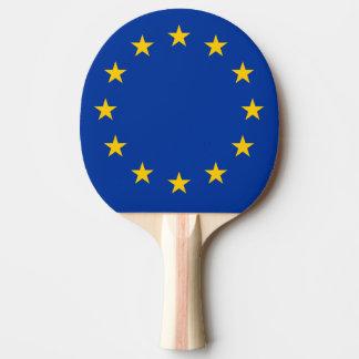 Estrellas de la UE de la paleta el   del ping-pong Pala De Tenis De Mesa
