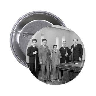 Estrellas de los billares: 1927 pin