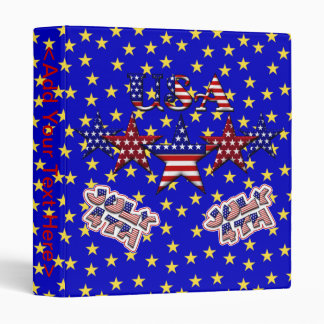 """Estrellas de los E.E.U.U. Carpeta 1"""""""
