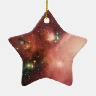 Estrellas de los jóvenes de NASAs Adorno De Cerámica En Forma De Estrella