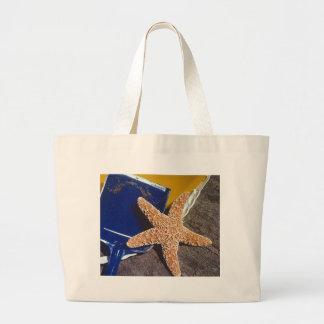 estrellas de mar bolsa de mano