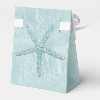 Estrellas de mar caja para regalos
