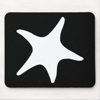 Estrellas de mar de BW Tapete De Raton
