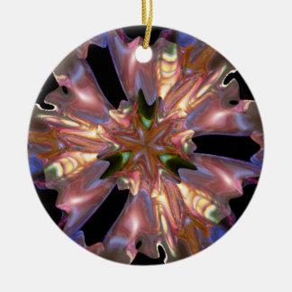 Estrellas de mar adornos de navidad