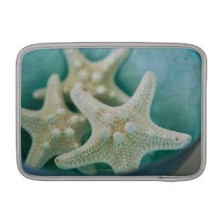 Estrellas de mar en cuenco funda macbook air