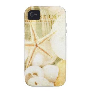 Estrellas de mar mataselladas iPhone 4/4S funda