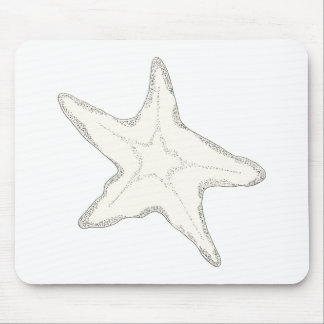 Estrellas de mar Mousepad Tapete De Raton