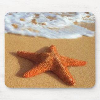 Estrellas de mar Mousepad Tapete De Ratón