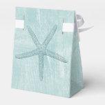 Estrellas de mar paquete de regalo para fiestas