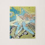 Estrellas de mar por el mar rompecabezas con fotos