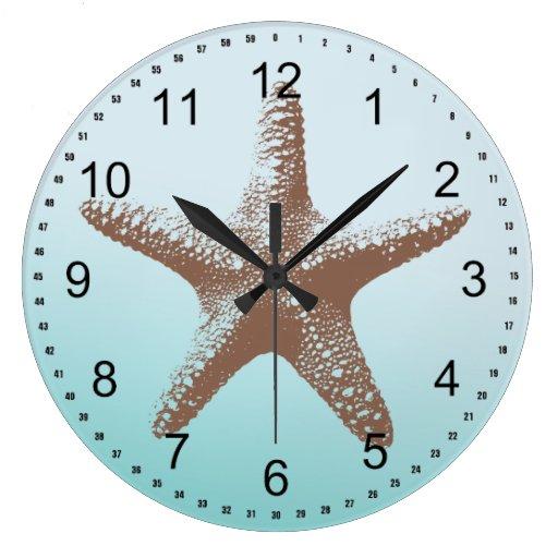 Estrellas de mar relojes