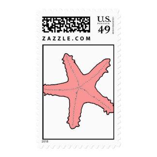 estrellas de mar sello