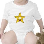 Estrellas de mar trajes de bebé