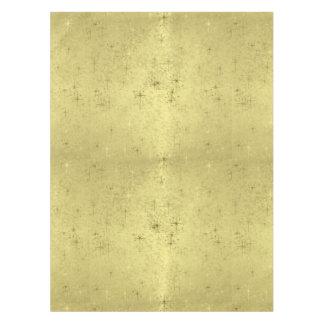 Estrellas de oro del navidad en textura metálica