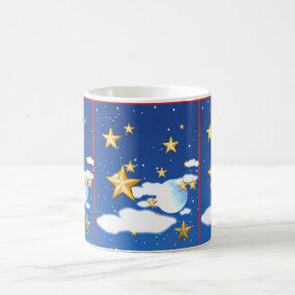 Estrellas de oro - tazas de café