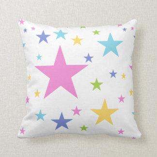 Estrellas de Pascua Cojín