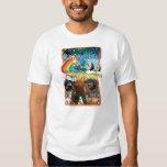 Estrellas de Rock t-shirt Remera