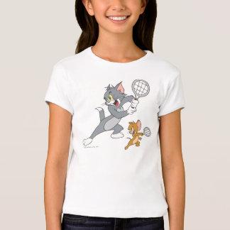 Estrellas de tenis de Tom y Jerry 1 Poleras