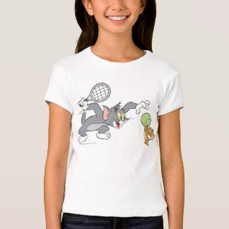 Estrellas de tenis de Tom y Jerry 2 Playera
