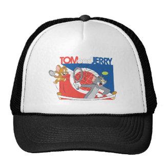 Estrellas de tenis de Tom y Jerry 4 Gorra