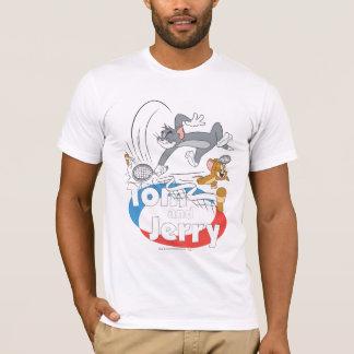 Estrellas de tenis de Tom y Jerry 7 Playera