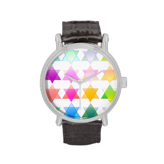 Estrellas del arco iris de David Reloj