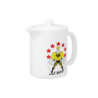 Estrellas del blanco o del rojo de la abeja U (sea