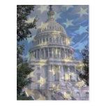 estrellas del capital w tarjeta postal