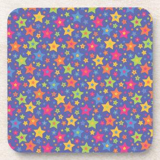 Estrellas del disco posavaso