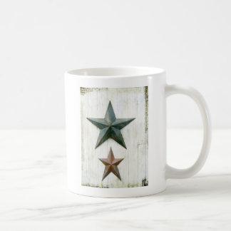 Estrellas del granero taza