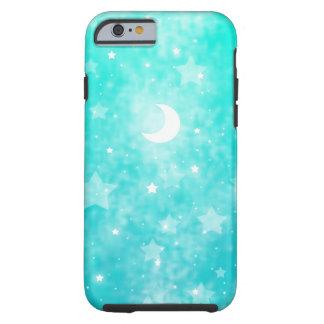 Estrellas del papel y arte celestial de la funda de iPhone 6 tough