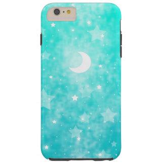 Estrellas del papel y arte celestial de la funda para iPhone 6 plus tough