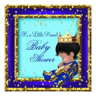 """Estrellas del Príncipe heredero del muchacho del Invitación 5.25"""" X 5.25"""""""