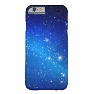 Estrellas en el caso del iPhone 6 del cielo Funda Para iPhone 6 Barely There