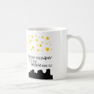 Estrellas en el cielo… taza de café