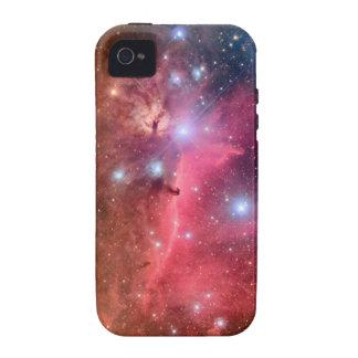 ESTRELLAS EN LA SISTEMA SOLAR VIBE iPhone 4 CARCASA